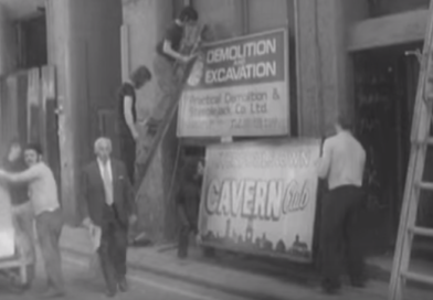Cavern Club Demolition