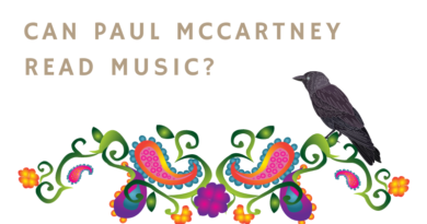 Can Paul Mccartney read music