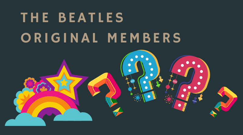 The Beatles original members
