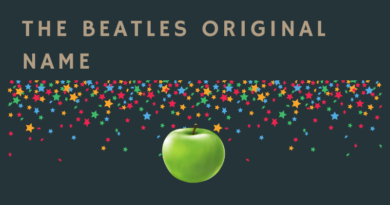 The Beatles original name