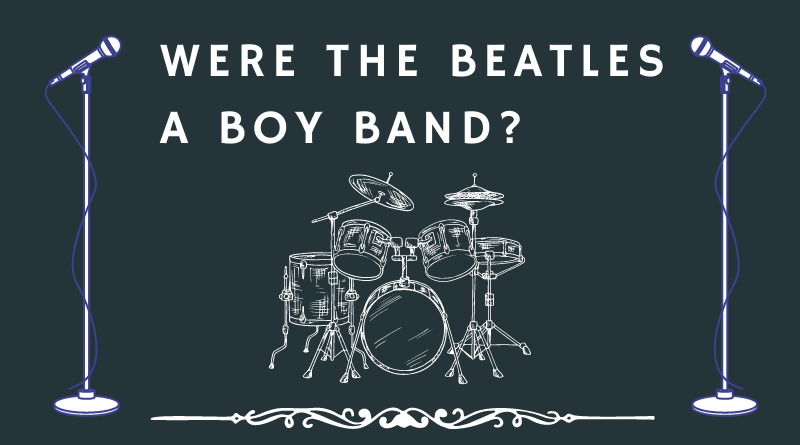 Were the Beatles a boy band 1