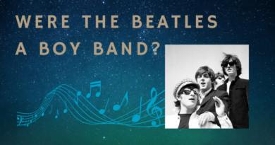 Were the Beatles a boy band