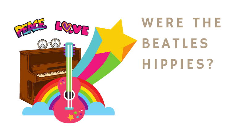 Were the Beatles hippies