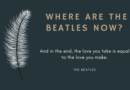 Where Are The Beatles Now?
