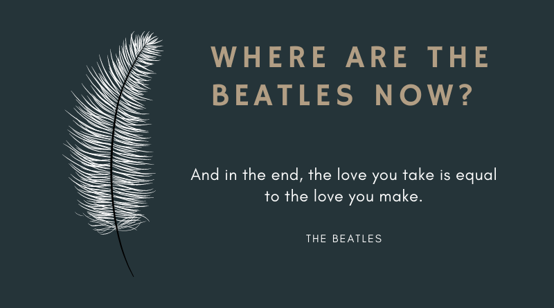 Where are the Beatles now