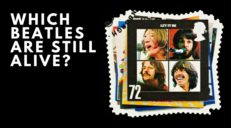 Which Beatles are still alive
