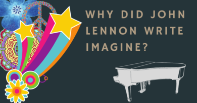 Why did John Lennon write Imagine