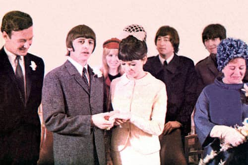 The Beatles 1965 - Ringo Got Married